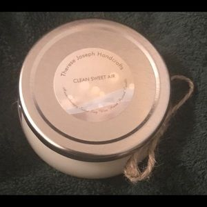 Other - Clean Sweet Air Soy Candle 3oz Tureen Jar